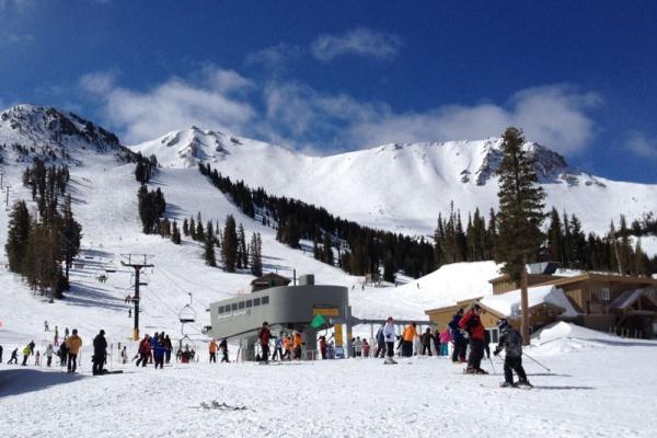 Little Black Book: California Ski Bunny | FATHOM