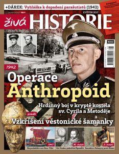 Živá historie 5/2017   Extra Publishing