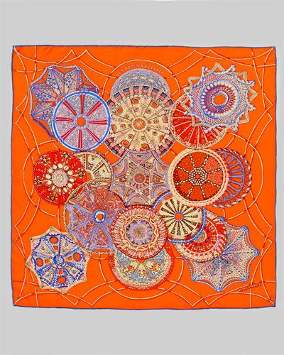 Hermes Domes Celestes by Annie Faivre