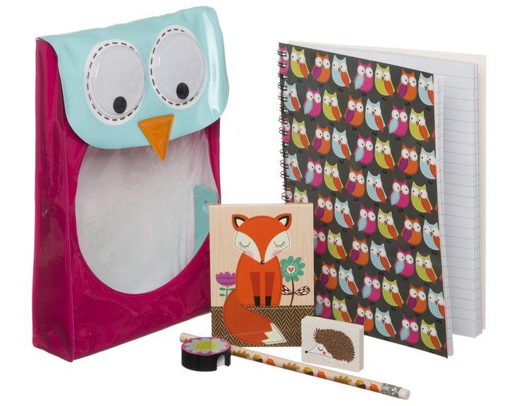 Bramblewood Owl Stationery Set http://www.whsmith.co.uk/products/bramblewood-novelty-stationery-set/37105839