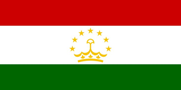 Flag of Tajikistan - Tajikistan - Wikipedia, the free encyclopedia