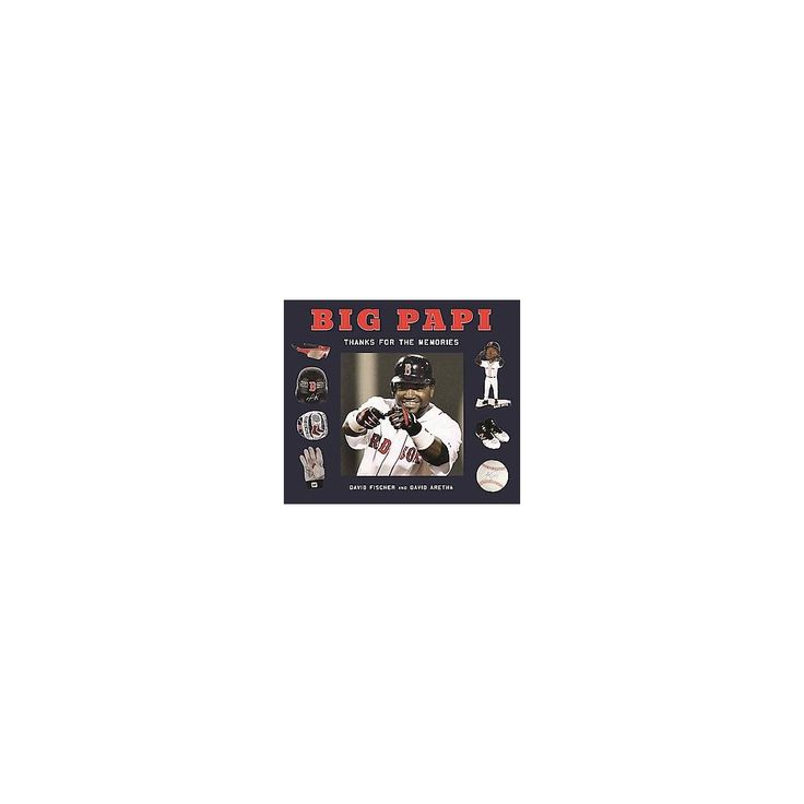 Big Papi (Hardcover), Books