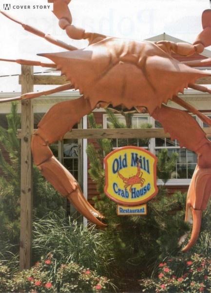 Old Mill Crab House Restaurant Ocean City