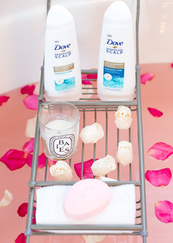 Dove Hair Care Routine