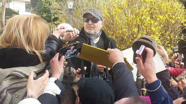Vasco a Zocca: la sorpresa di Pasqua per i fans - FOTOGALLERIA