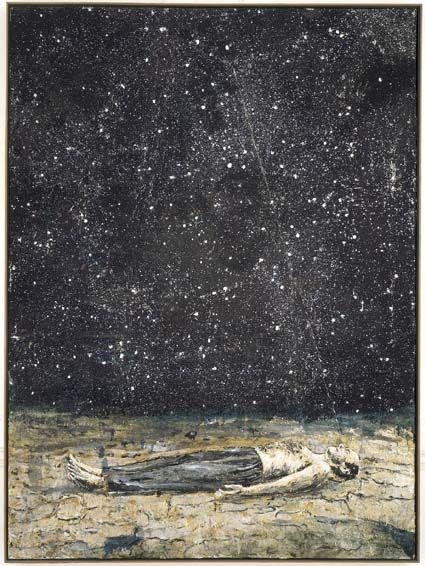 Anselm Kiefer, Sternenfall