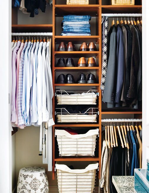 1000 ideas about small bedroom closets on pinterest bedroom closets very small bedroom and - Closet storage ideas small spaces model ...