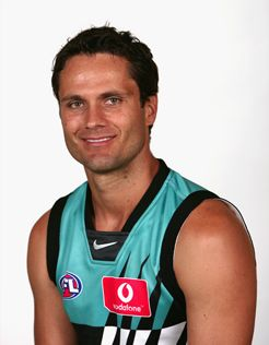 Gavin Wanganeen - the best player to ever pull on a port jumper