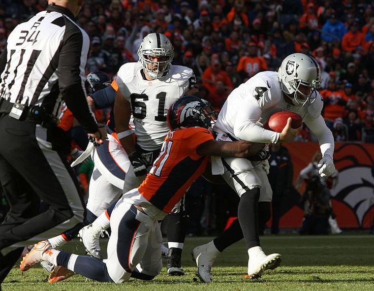 Aqib Talib - Broncos vs Raiders (12/28/14)