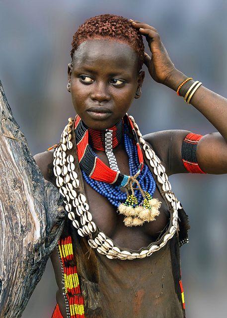 Hamar Tribe. Ethiopia  #world #cultures