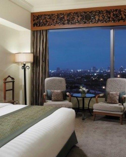 Shangri-La Hotel Surabaya - Surabaya, Indonesia #Jetsetter