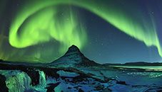 """Aurora Borealis "" (8 images in theme) Isn't ""it"" incredible!?"