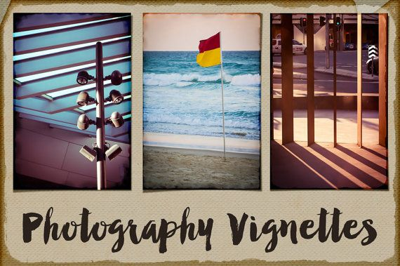 Vignette Photography Digital Overlays ClipArt - Photo & Digital Scrapbooking Overlay Vignette Frames by ClikchicDesign #photoshop #graphic #design by Clikchic Designs
