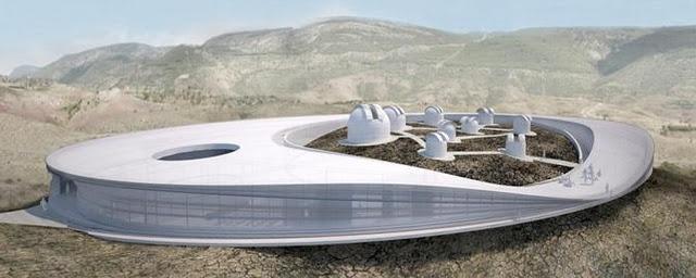 Galáctica, Observatorio astronómico en Teruel, Estudio Mytaki