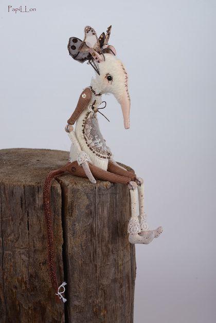 "Юлия Берг /Julia Berg/ ""PapiLLon Rat """