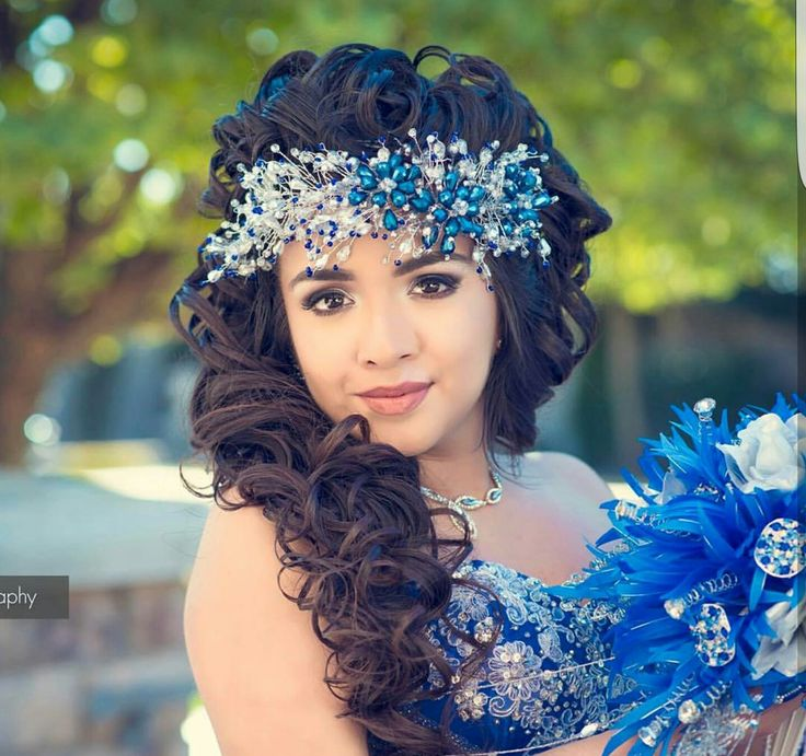 20 Best Quinceanera Hairstyles Images On Pinterest