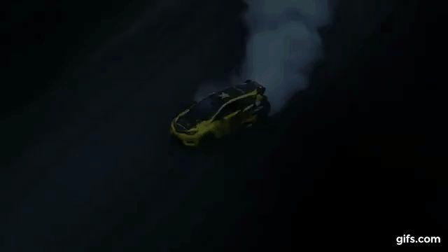 トヨタオーリス(カローラiM)を1000馬力のドリフトマシンにチューンしてイニシャルDっぽく魅せた動画 写真・画像
