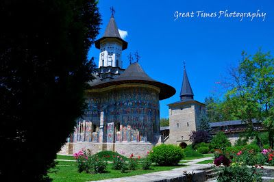 Suceviţa Monastery is an Orthodox Christian monastery located in the Northwestern part of the Romania. The monastery is located in the historical region of Bucovina. http://greattimesphotography.blogspot.ro/2015/07/sucevita-monastery.html