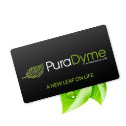 Virtual Gift Card - Gift Cards | PuraDyme