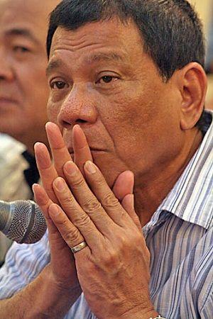 facts about Rodrigo Duterte