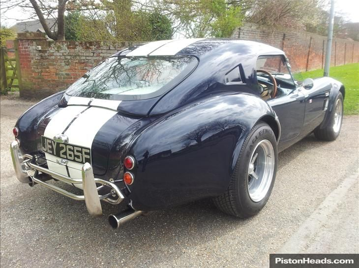 ac cobra kit car sale crendon ac cobra cr 427 replica 1978 for sale from totalheadturners. Black Bedroom Furniture Sets. Home Design Ideas