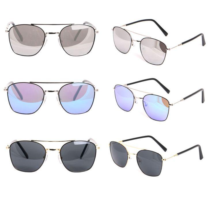 JONTE Hand Made Aviator Metal Frame Glasses Boeing Fashion Women Men Sunglasses  #JONTE #AviatorBoeing