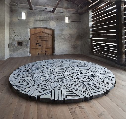 Richard Long 2010