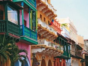 The Five Best Countries to Live In on a Budget Cartagena, Colombia.