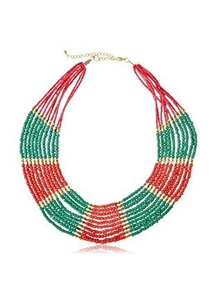50% OFF Chloe & Theodora Pancea Collar Necklace