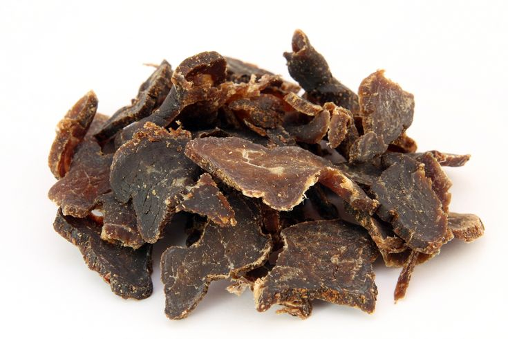 Biltong is a variety of cured meat that originated in South Africa. Various types of meat are used to produce it, ranging from beef and game meats to fillets of ostrich from commercial farms.South Africa - Biltong, known elsewhere in the world as jerky. (Meat, seasoned and dried.)