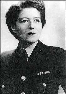 Vera Atkins, WWII British Spymistress: http://the-toast.net/2013/08/02/vera-atkins-spymistress/