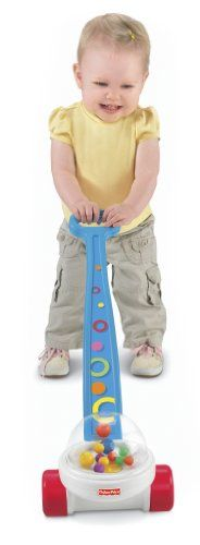 Fisher-Price Brilliant Basics Corn Popper Push Toy - My son had one of these