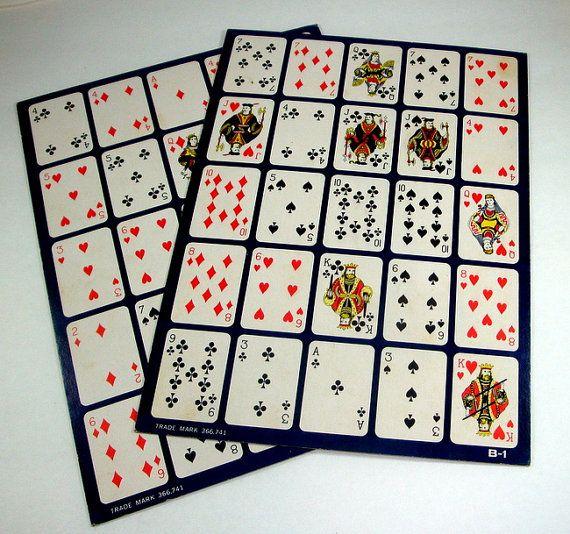 Printable+Pokeno+Game+Cards pokeno Printable playing cards