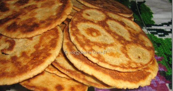 Las gorditas de harina dulces, son típicas del norte y noreste de México. Tamaulipas, Nuevo León, Coahuila, Chihuahua. Son ga...