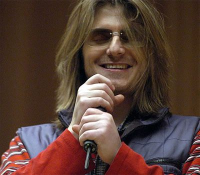 """Comedian Mitch Hedberg: """"When you buy a box of Ritz crackers, on the back of the box, they have all these suggestions as to what to put on top of the Ritz. """"Try it with turkey and cheese. Try it with peanut butter."""" But I like crackers man, that's why I bought it, 'cause I like crackers! I don't see a suggestion to put a Ritz on top of a Ritz. I didn't buy them because they're little edible plates! You've got no faith in the product itself."""""""