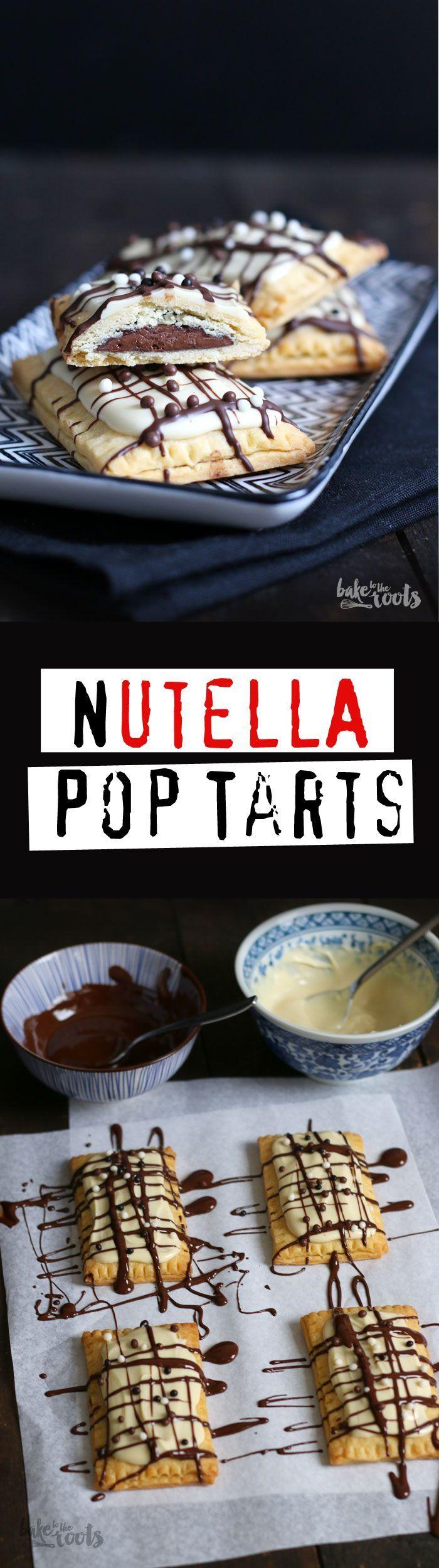 Pop Tarts mit Nutella