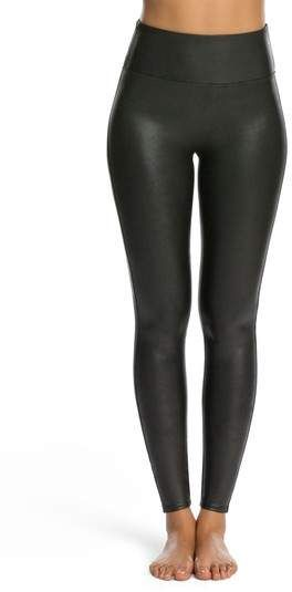 905a07763f545 SPANX(R) Faux Leather Leggings | All Things Fashion Inspiration ...