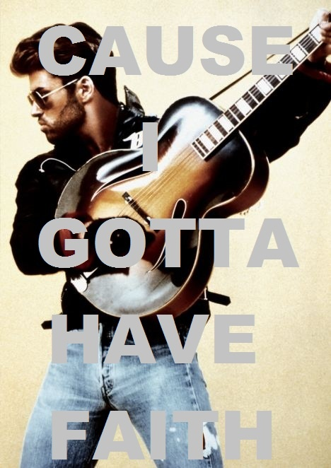 George Michael - Faith <3