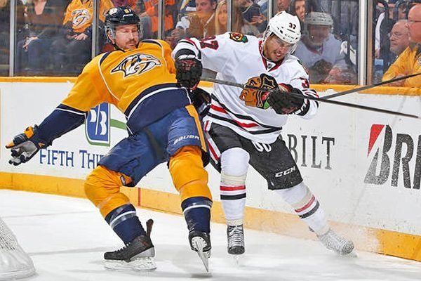 Chicago Blackhawks vs. Nashville Predators Game 3, Las Vegas Sports Betting, NHL Hockey Playoffs Odds, Picks and Prediction