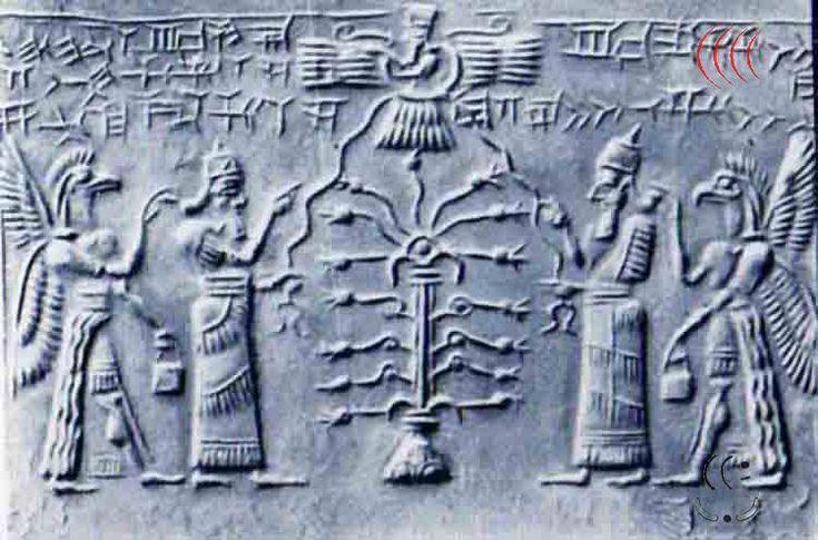 Anunnaki (Os Do Céu Que estão Na Terra), chamados também de Elohim (Senhores do Céu) eram  Humanóides gigantes vindos do planeta Nibiru-arquivo de pesquisa Urandir 2015 http://portalpesquisa.com/pesquisas/desvendando-a-origem-da-raca-humana.html