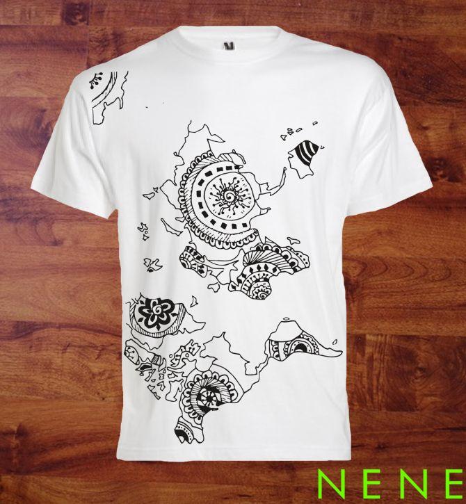 Super Oltre 25 fantastiche idee su Magliette dipinte a mano su Pinterest  XR25