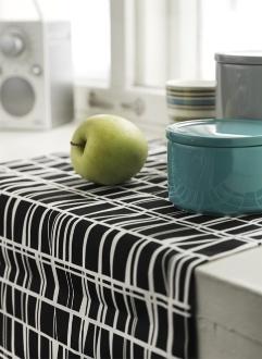 Moderna klasika od leta 1958...Coronna kuhinjski tekstil Finlayson.
