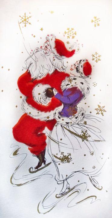 Christmas dance.
