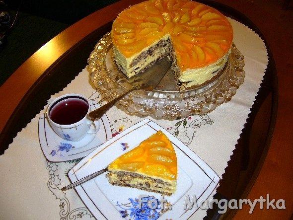 Kulinarne Szaleństwa Margarytki: Kora orzechowa