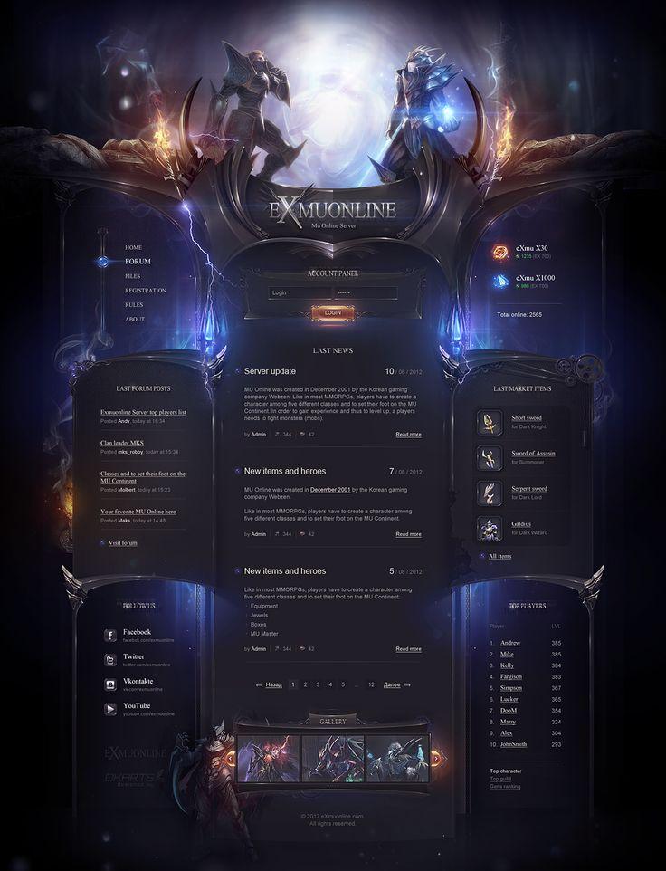 eXmuonline - MU Online server — DKARTS