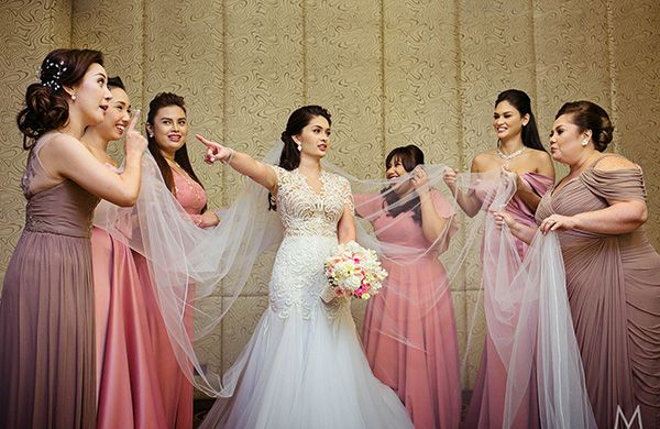 Celebrity Wedding: Vic Sotto and Pauleen Luna   http://brideandbreakfast.ph/2016/02/17/vic-sotto-pauleen-luna-wedding/