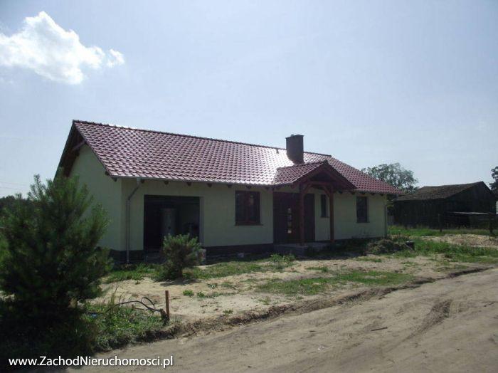 Projekt domu Bursztyn