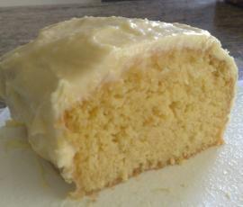 Coconut Malibu Cake