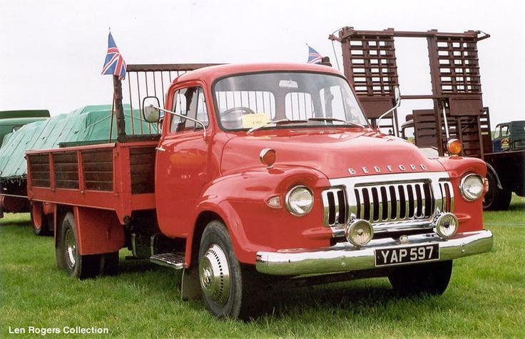 images  bedford truck  pinterest tow truck trucks