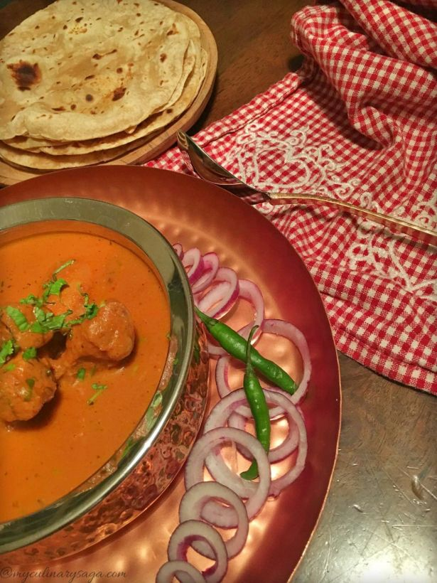 Butter Chicken / Murg Makhani